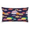 Eastern Accents Tropical Parasol City Lumbar Pillow