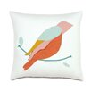 Eastern Accents Wild Things Perch Throw Pillow