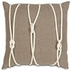 Eastern Accents Nautical Yacht Knots Throw Pillow