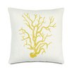 Eastern Accents Tropical Sea Life Throw Pillow