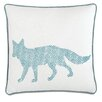 Eastern Accents Wild Things Fantastic Fox Throw Pillow