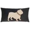 Eastern Accents Pets Bulldog Lumbar Pillow