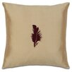Eastern Accents Traditional Majesty Feather Throw Pillow