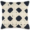 Eastern Accents Nautical Caning Throw Pillow