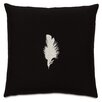 Eastern Accents Traditional Tuxedo Throw Pillow