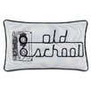Eastern Accents Epic Stone Old School Down Throw Pillow