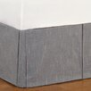Eastern Accents Epic Stone Duvall Slate Bed Skirt