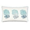 Eastern Accents Olympia Baldwin Block-Printed Down Throw Pillow