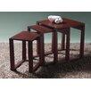 Greenington 3 Piece Nesting Tables