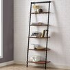 "Greenington Studio 76"" Leaning Shelf Bookcase"
