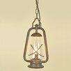 Elstead Lighting Miners 1 Light Outdoor Hanging Lantern