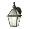 Elstead Lighting Polruan 1 Light Outdoor Wall lantern