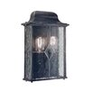 Elstead Lighting Wexford 2 Light Outdoor Wall lantern