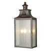 Elstead Lighting Balmoral 3 Light Outdoor Wall lantern