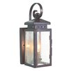 Elstead Lighting Außenwandleuchte 1-flammig Wrought Iron