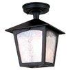 Elstead Lighting Außen-Hängelaterne 1-flammig York