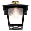 Elstead Lighting York 1 Light Outdoor Hanging Lantern