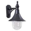 Elstead Lighting Shannon Down 1 Light Outdoor Wall lantern