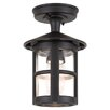 Elstead Lighting Hereford 1 Light Outdoor Hanging Lantern