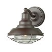 Elstead Lighting Euston 1 Light Outdoor Wall lantern