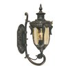Elstead Lighting Philadelphia 1 Light Outdoor Wall lantern