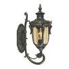 Elstead Lighting Philadelphia 1 Light Outdoor Wall lantern