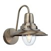 Firstlight Fisherman 1 Light Semi-Flush Wall Light