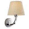 Firstlight Fairmont 1 Light Semi-Flush Wall Light
