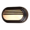 Firstlight Verona 1 Light Outdoor Bulkhead Light