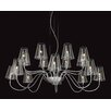 Firstlight Jasmine Sixteen Light Chandelier