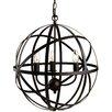 Firstlight CASTLE 3 Light Globe Pendant