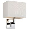 Firstlight LEX 1 Light Semi-Flush Wall