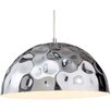 Firstlight Enigma 1 Light Bowl Pendant