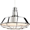 Firstlight Manta 1 Light Bowl Pendant