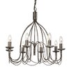 Firstlight REGENCY 8 Light Candle Chandelier