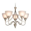 Firstlight Santana 5 Light Chandelier