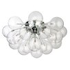Firstlight BALLO 20 Light Semi Flush