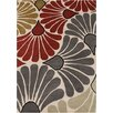 Chandra Rugs Davin Floral Area Rug