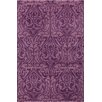 Chandra Rugs INT Lavender/Purple Area Rug