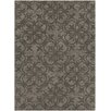 Chandra Rugs Rekha Patterned Tranditional Taupe Area Rug