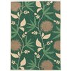 Chandra Rugs Thomaspaul Patterned Green Indoor/Outdoor Area Rug