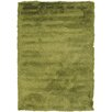 Chandra Rugs Mercury Textured Contemporary Green Area Rug
