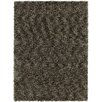 Chandra Rugs Blossom Textured Shag Charcoal Area Rug