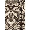 Chandra Rugs Thomaspaul Patterned Designer Brown/Cream Area Rug