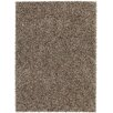 Chandra Rugs Blossom Textured Shag Taupe Area Rug