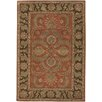 Chandra Rugs Scotia Hand Tufted Traditional Rust/Brown Area Rug