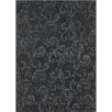 Chandra Rugs Jaipur Hand Tufted Rectangle Transitional Black Area Rug