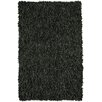 Chandra Rugs Art Black Area Rug