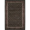 Chandra Rugs Arumai Black Area Rug