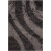 Chandra Rugs Fola Black/Gray Area Rug